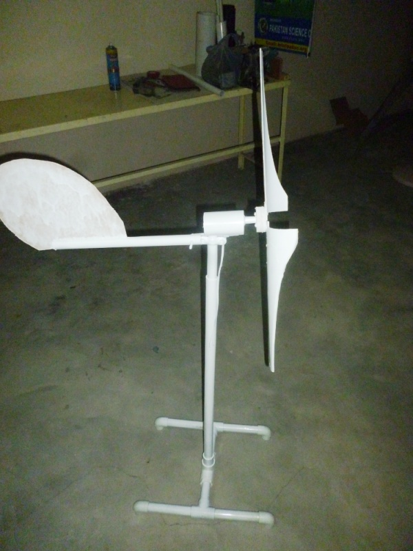 Windmill Science Fair Project For Students Of Primary