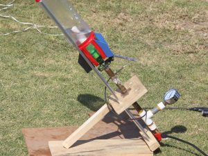 water rocket launcher
