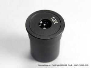 microscope eyepiec
