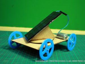 Solar Car kit