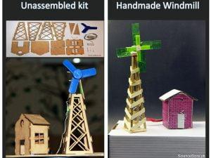 windmill Unassembled kit