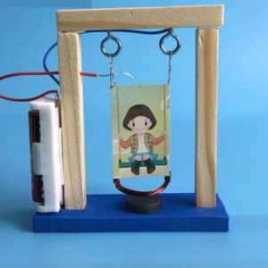 DIY Electric Swing