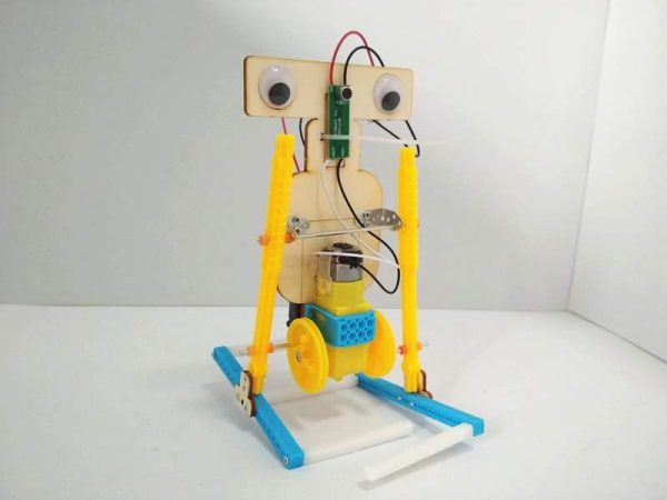 Voice Control Electric Walking Robot Construction Set