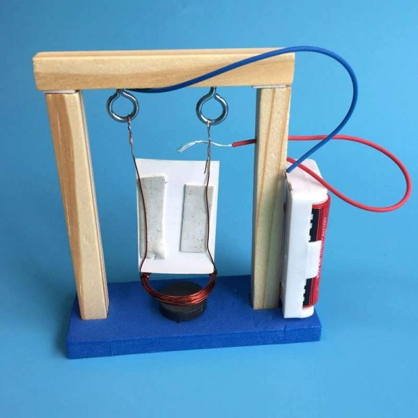 DIY Electric Swing