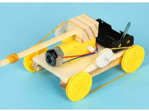 Electric Motor Tank Kit