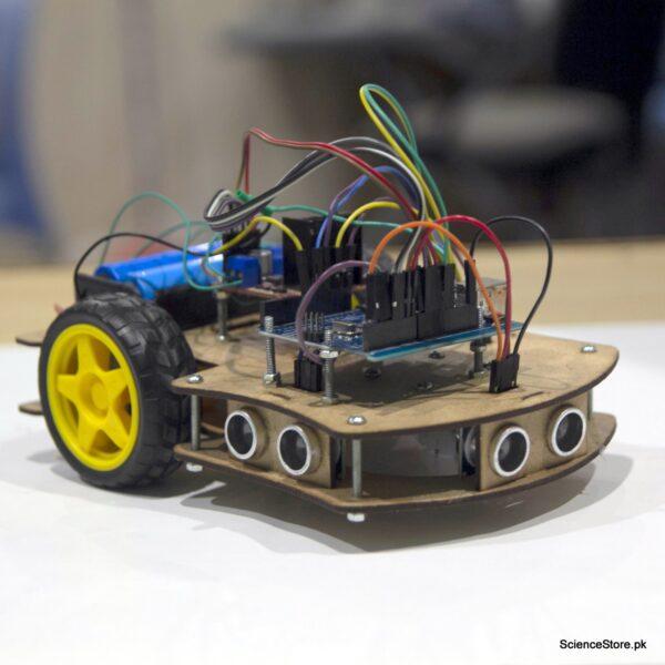 Line Follower / Maze solver robotics kit