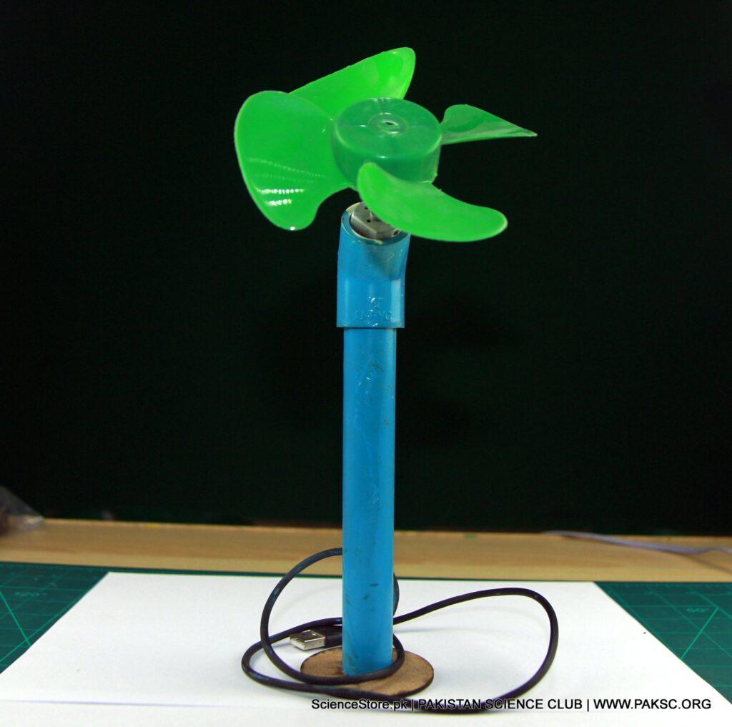USB Table Fan Kit