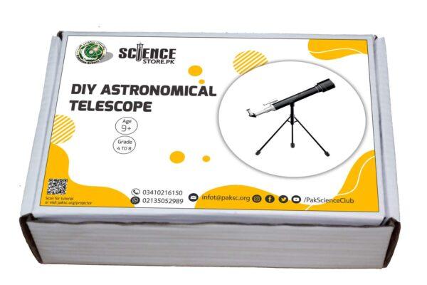 DIY Astronomical Telescope Kit