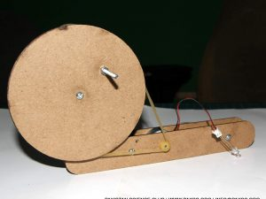 diy hand power generator