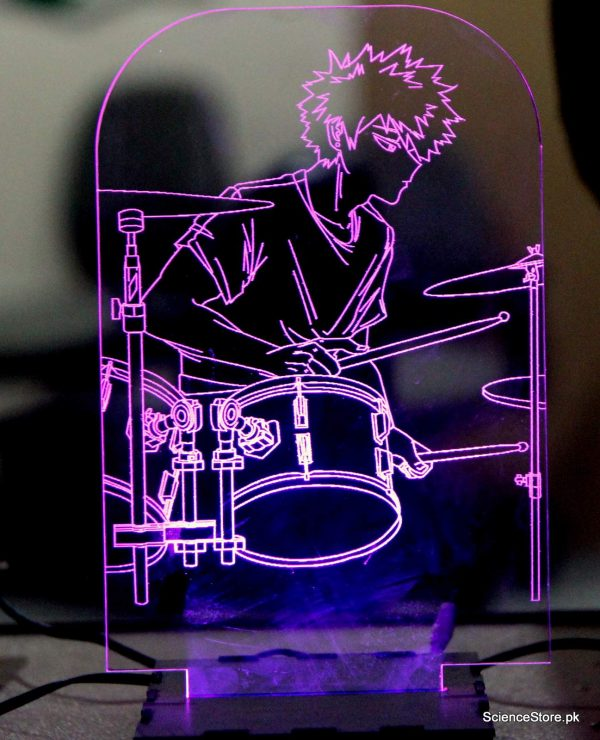 3d personalized lamp