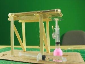 DIY microscope kit