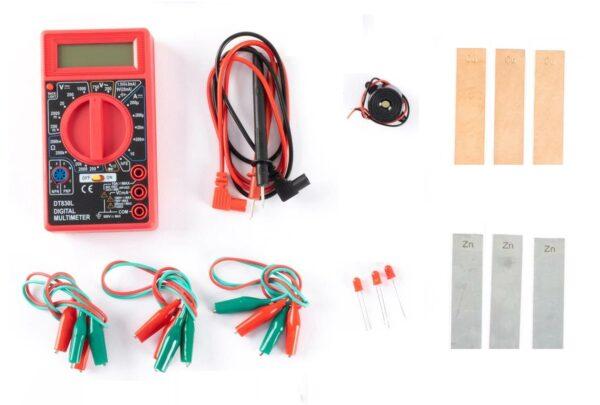 Fruit Power Battery Kit