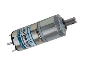 dc 12 to 25 volt gear motor