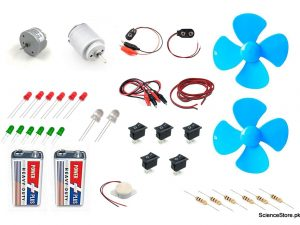Basic Electronic Science Project Kit