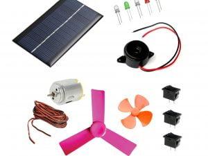14 in 1 Solar Educational DIY Kit